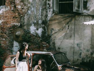 ตลาดน้อยเจริญกรุงรูปที่ 2 สถานที่น่าไปถ่ายรูปในกรุงเทพ แนวสตรีท