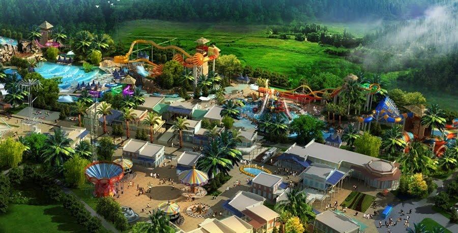 สวนสนุกในประเทศไทย ต้องลองไปสัมผัสถึงความสนุกสุดมัน