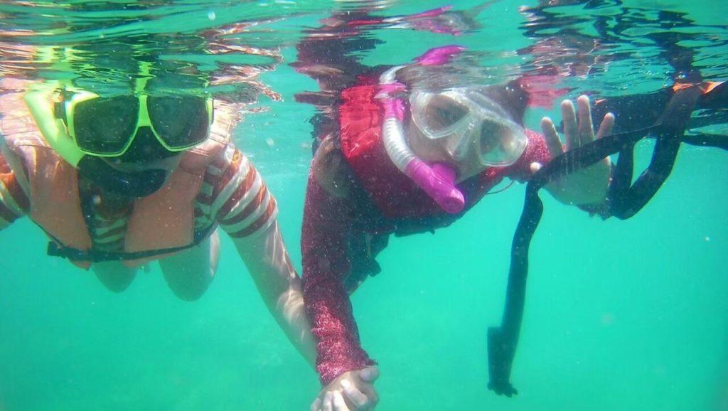 เกาะเหลาเหลียง ดำน้ำดูปาการังสวยๆทะเลใต้ ชมธรรมชาติใต้น้ำที่ยังคงความสวยงาม