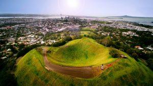 """Mount Eden """"โอ๊คแลนด์"""" นิวซีแลนด์!"""
