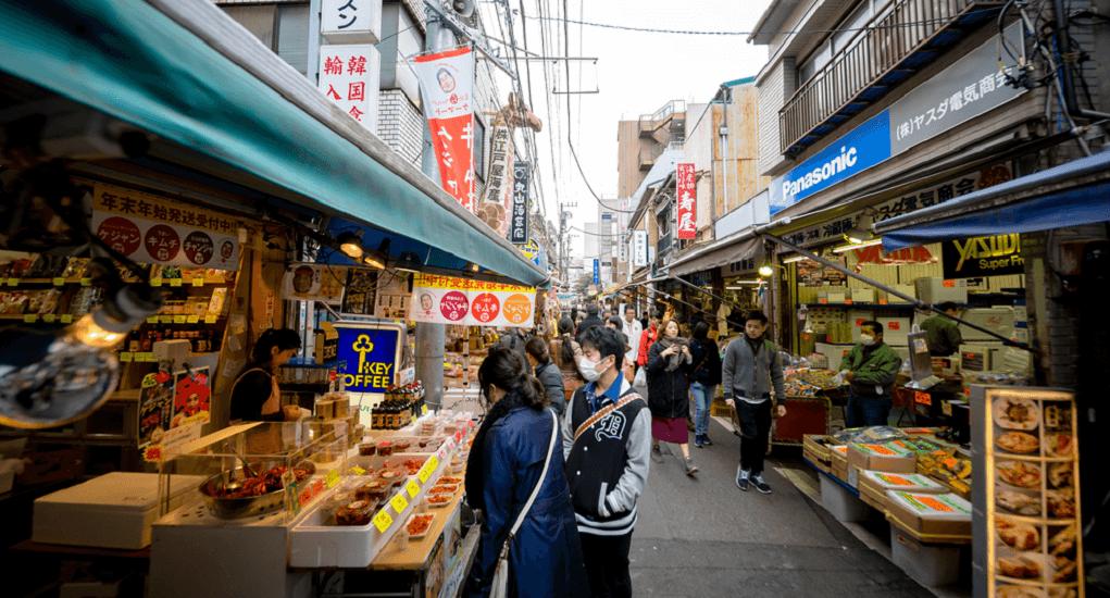 สถานที่เที่ยวยอดนิยมในโตเกียว