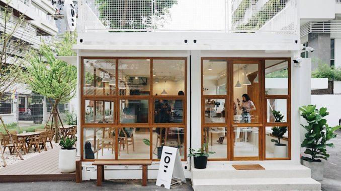Café สไตล์ Minimal