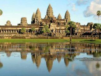 ที่เที่ยวประเทศกัมพูชา