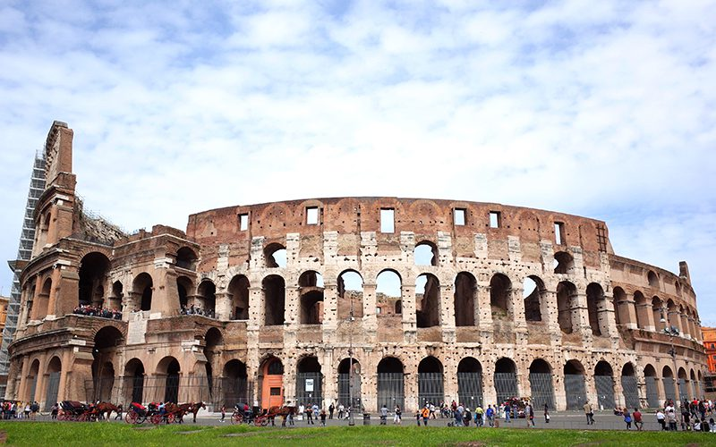 สถานที่ท่องเที่ยวอิตาลี